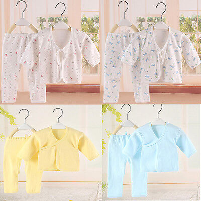Baby T-shirt Tops + Pants Toddler Infant Newborn Bodysuit Clothes Outfits Cloth