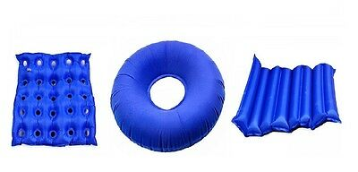 Inflatable  Pain Relief Cushions, Pressure Sores, Aid To Healing. Durable.