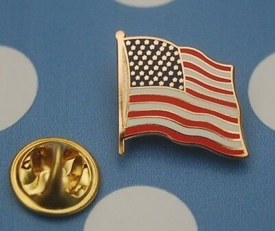 USA Amerika Pin Anstecker Flaggenpin Anstecknadel Button Badge Sticker