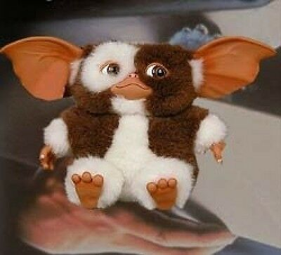 Gremlins Gizmo Plush Doll. Free Delivery
