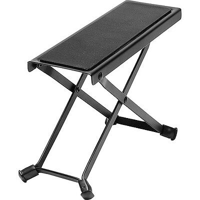 On Stage Guitar Foot Rest. Brand New