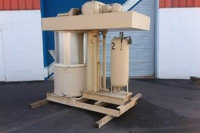 Ross Stainless Steel 100 Gallon Jacketed Double Planetary Mixer HDM-100