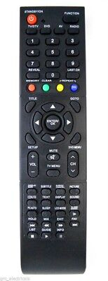 New Latest Design Bush Model - BTVD31217S2 LCD Tv / Dvd Remote Control
