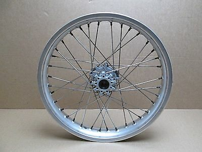 BMW F650GS 2005 27,275 miles Front wheel