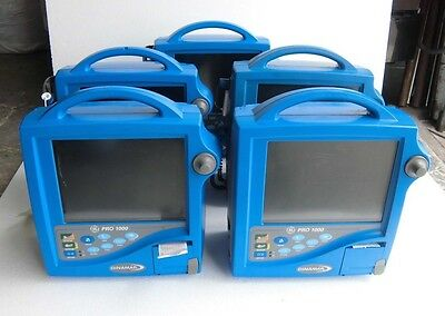 Dinamap1000 Patient Monitor/Lot of 5