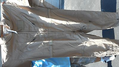 Arimid Flight Suit CWU-27 P Summer Flyers Desert Tan 52R