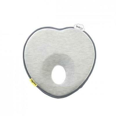 Love Nest Infant Newborn Baby Ergonomic Pillow Head Support Prevents Flat Head