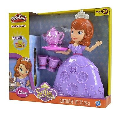 Play-Doh Sophia The First Tea Party Set