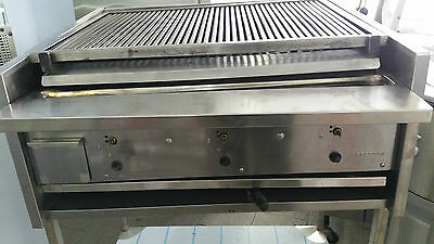Archway 3 Burner Charcoal Grill - Natural Gas - Fully Reconditioned
