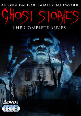 Ghost Stories: The Complete Series [4 Discs] (2012, DVD NUEVO)4 DISC  (REGION 1)