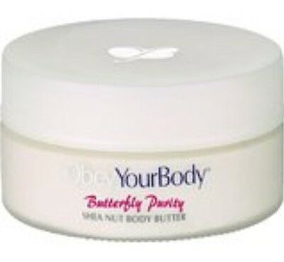 Obey Your Body Optimal Indulgence Shea Nut Body Butter - Purity Fragrance 200ml