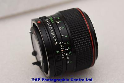 Canon FD 50mm F1.2 L Aspherical Prime Lens FANTASTIC CONDITION