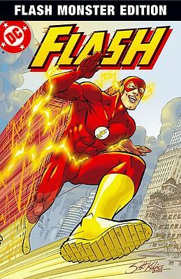 DC MONSTER EDITION: FLASH 1 (PRINT-ON-DEMAND) deutsch PANINI/DC Deutschland