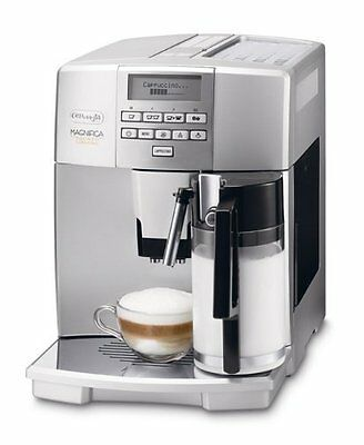 DeLonghi Magnifica Pronto Cappuccino Bean To Cup Coffee Machine