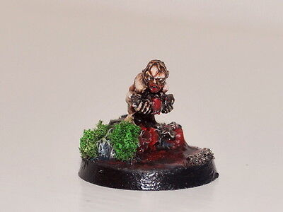 Lotr - Gollum - Painted - Metal Lord Of The Rings Warhammer