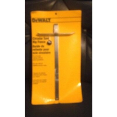 Dewalt DW3278 Cutting Guide Rip Fence, For Use With All Dewalt Circular Saws
