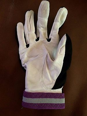 Unisex Ektelon Small Racquetball Glove Righthanded Player Leather Free Shipping