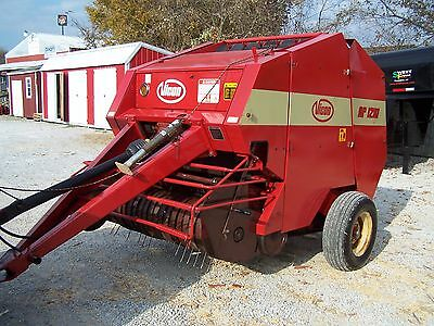 Vicon RP 1210 Round Baler size 5x4, CAN SHIP @ $1.85 loaded mile