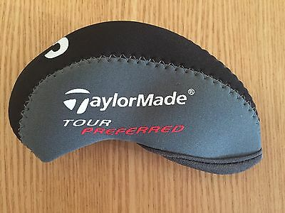 New 10 x Taylormade Tour Preferred Golf Club Iron Covers Headcovers  2016 Stock
