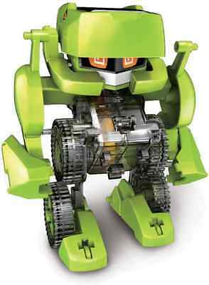 OWI  T4 Transforming Solar Robot Amazing Toy High Quality Renewable Energy New