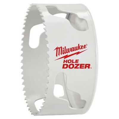 Milwaukee 49-56-0213 4-Inch Ice Hardened Hole Saw