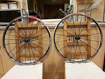 Fulcrum Racing 1 2-Way Fit Tubeless Clincher Wheelset Wheels - RRP £849