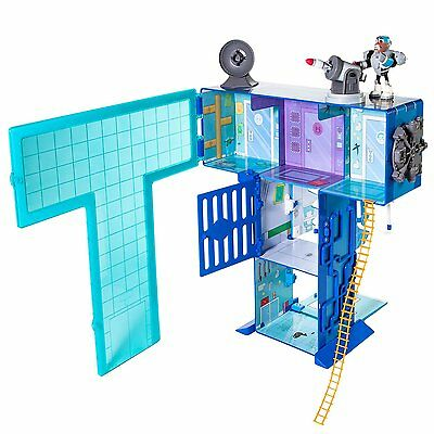 TEEN TITANS GO - T TOWER PLAYSET  - New in box