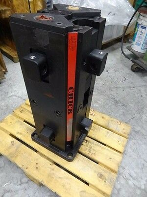 ONE CHICK VISE M System CNC HAAS Tombstone QWIK-LOK MCLM1550