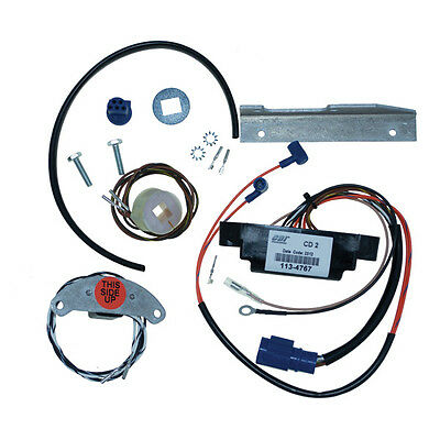Power Pack Kit Johnson and Evinrude Outboard 4-55 HP CDI Electronics 113-4489
