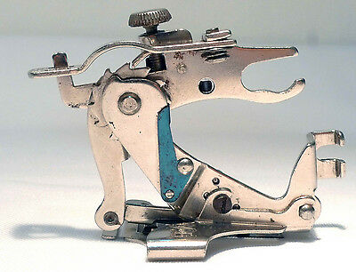 Rare Vintage SIMANCO SINGER Ruffler Sewing Machine Attachment Foot