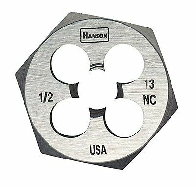 Hanson 6852 Die 5/8-11 1 7/16 NC Sh, for Tap Die Extraction