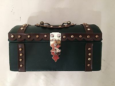 American Girl Felicity Green Trunk Pleasant Company Retired
