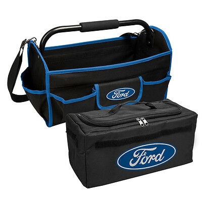 Ford Logo 2 In 1 Tool & Cooler Bag – Great Gift Idea!