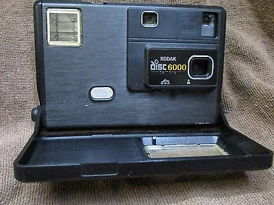 Kodak Disc 6000 Camera Not tested