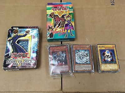 Yu-Gi-Oh! Trading Card Game Starter Deck Kaiba (Not 1st Edition)