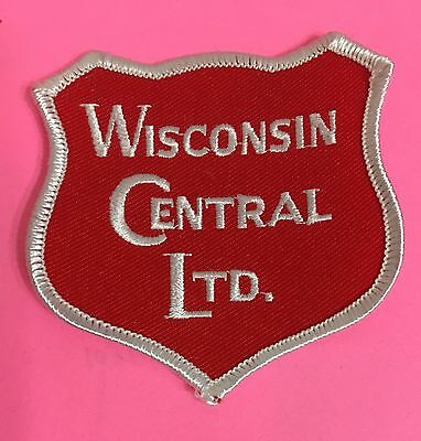Patch- WISCONSIN CENTRAL (WC)   #22253- NEW