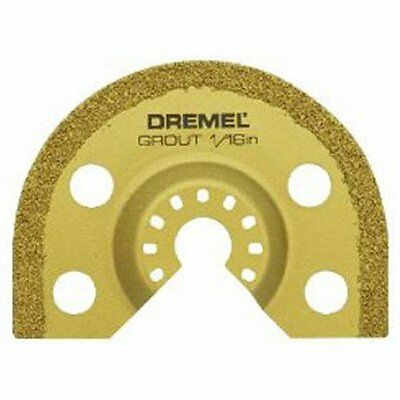 Dremel MM501 1/16-Inch Multi-Max Carbide Grout Blade