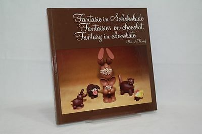 Krapf Beat A.  Fantasie in Schokolade - Fantaisies en chocolat - Fantasy in choc
