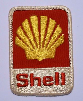 Shell Gas Patch Embroidered Herald Oil 3-1/8""
