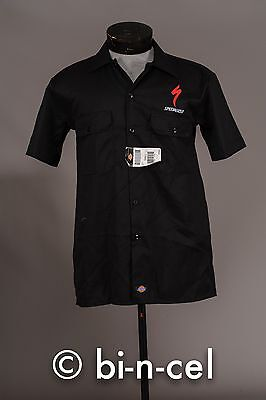 Nwt Specialized S-Works Dickies Bicycle Mechanic Medium Shop Shirt