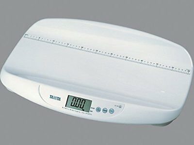 NEW Tanita Digital Baby Scale BD-586-WH White from Japan