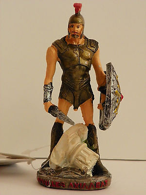 Achilles Greek Mythology 4.73'' Figurine  Statue  Historic Collectible Decor