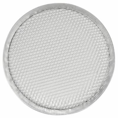 Vogue Pizza Screen 255mm Kitchen Wire Mesh Baking Tray Cookware Bakeware