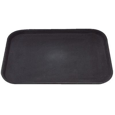 Kristallon Rectangular Anti-Slip Tray 356 x 458mm Bar Drink Serving Platter