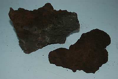 Natural Aquarium Red Lava Rock 2 Medium Pieces Suitable for All Aquariums BE