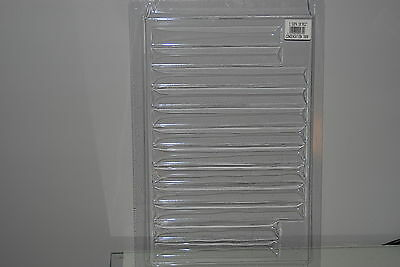 Aquarium Condensation Tray 15x 24 inches Protects Lighting & Hoods of Aquariums