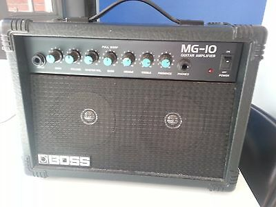 Roland Boss MG-10 Guitar Amplifier