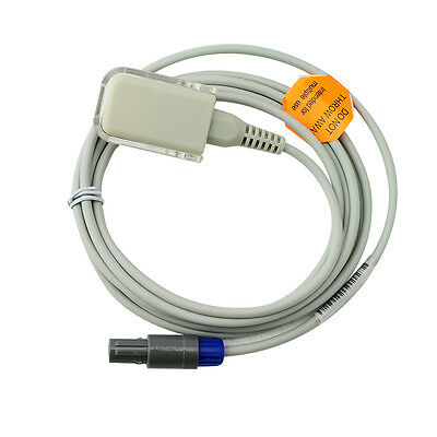 New Brand Mindray SpO2 Extension Adapter Cable, Redel 6pin to DB9 Female 0010-2
