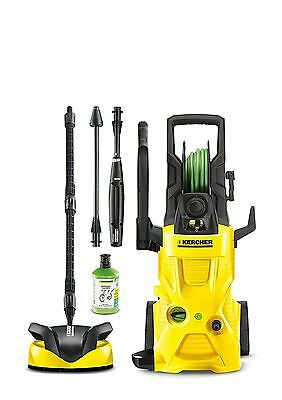 Karcher K4 Premium Eco Home Water-Cooled Pressure Washer - New