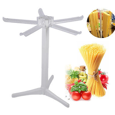 Hanging Noodles Pasta Drying Rack Stand Holder Spaghetti Fettuccine Useful Tool